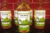 Downham Cider Norfolk Downham Tickle Cider